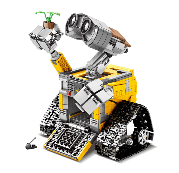 Robots WALL-E