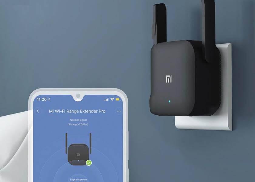 Xiaomi Mi Wi-Fi pastiprinātājs