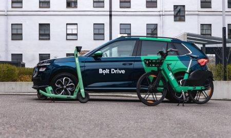 Bolt Drive