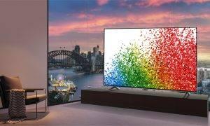 LG uzsāk jauno NanoCell televizoru pārdošanu Latvijā