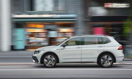 Volkswagen prezentē jaunu septiņvietīgo Tiguan Allspace