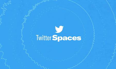 Twitter Spaces čati
