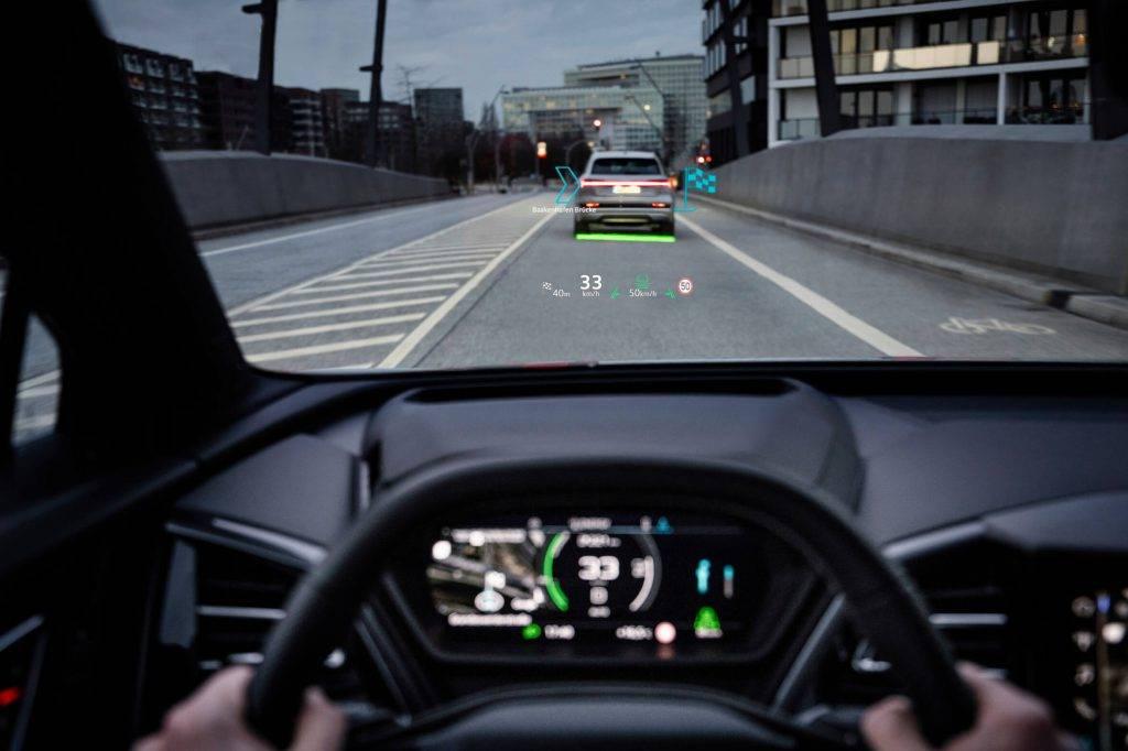 Audi elektriskais Audi Q4 e-tron pārdošana Latvijā