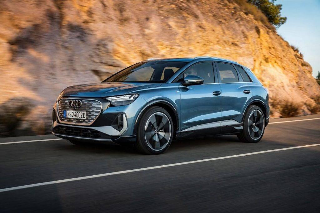 Audi uzsāk elektriskā Audi Q4 e-tron pārdošanu Latvijā