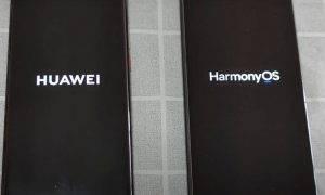 Harmony salīdzinājums ar Android