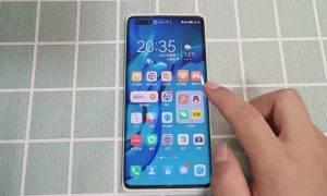 HarmonyOS telefonā, video