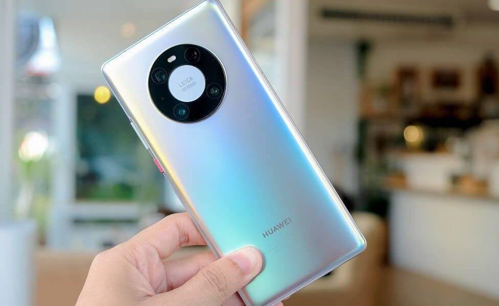 Huawei Mate 40 PRO ar HarmonyOS