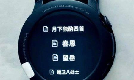Viedpulksteņa Huawei Watch 3 Pro foto