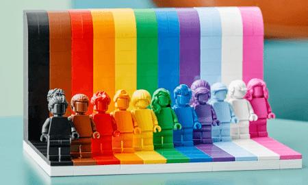 LEGO LGBT komplekts