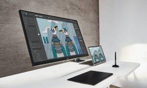 Pārdošanā pieejams LG jaunākais UltraWide Ergo monitors
