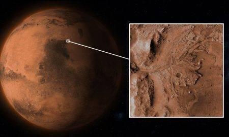 Perseverance uz Marsa