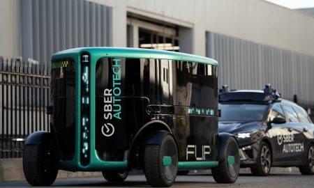 SberAutoTech bezpilota auto