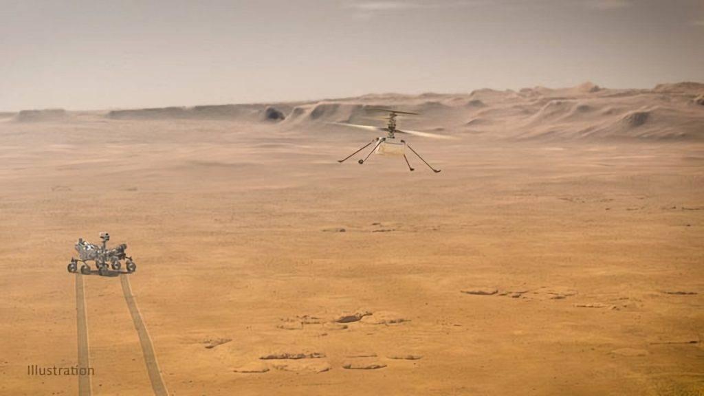 Audio un video no Marsa