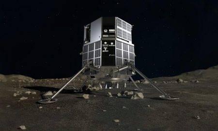 Sony robots uz Mēness