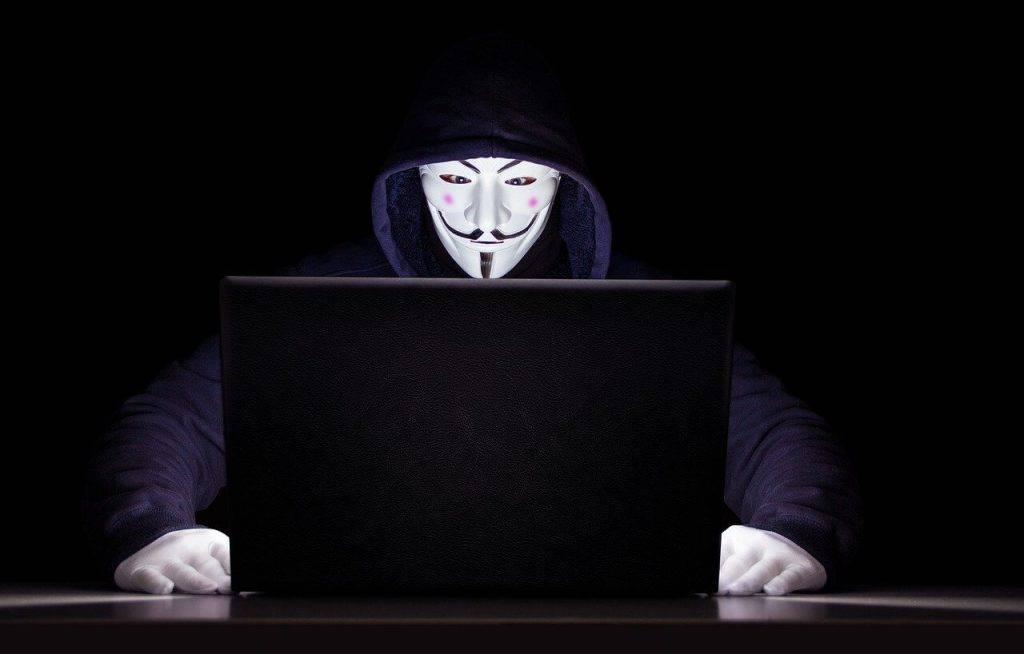 """""""Anonymous"""" hakeri pieteikuši karu Ilonam Muskam"""