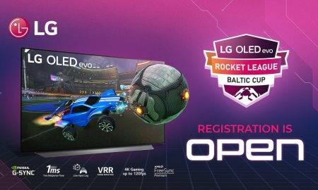 Izsludināts Baltijas mēroga Rocket League gaming turnīrs
