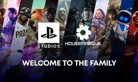 Sony Interactive Entertainment iegādājas jaunākā PLAYSTATION®5 spēles RETURNAL izstrādātājus HOUSEMARQUE