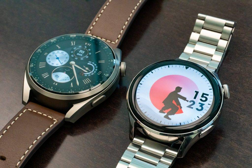 Huawei Watch 3 atjauninājumi
