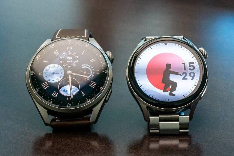 Huawei Watch 3 cena Eiropā