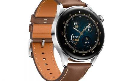 Huawei Watch 3 ar HarmonyOS 2.0