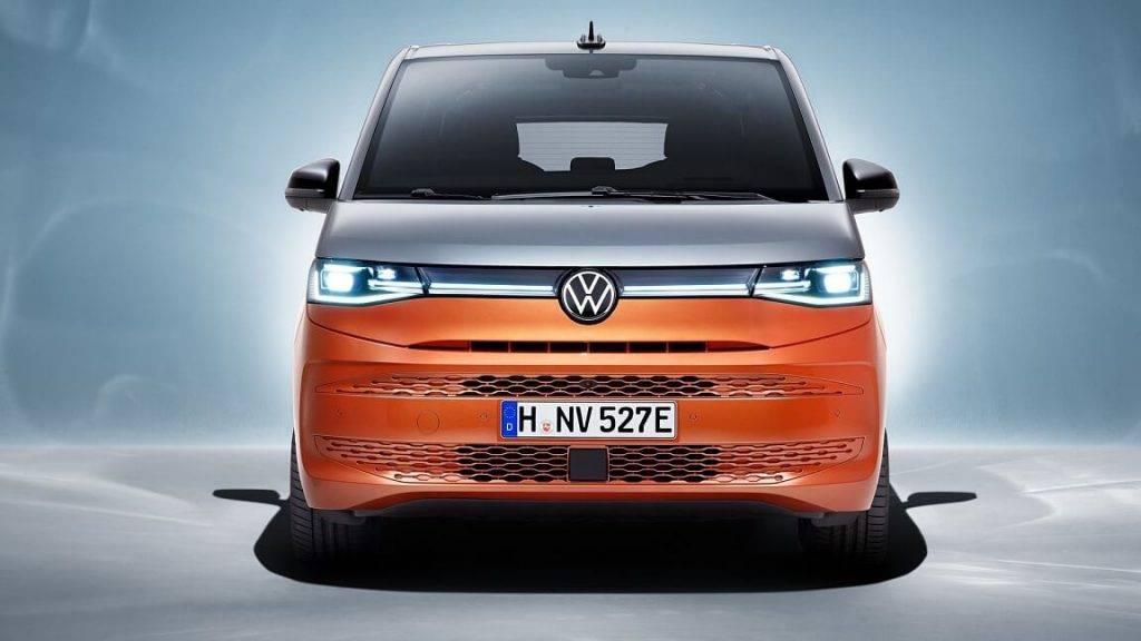 Volkswagen prezentē jauno Multivan T7