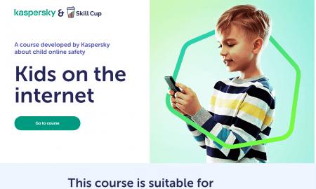 Bezmaksas mācību kurss, kas palīdz vecākiem uzlabot bērnu kiberdrošības prasmes