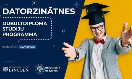 Dubultdiploma studiju programma datorzinātnēs – iegūsti divus diplomus un Lielbritānijas studiju pieredzi tepat Latvijā!