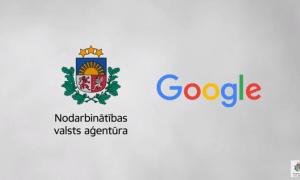 NVA sadarbībā ar Google piedāvā digitālo prasmju apguves iespējas