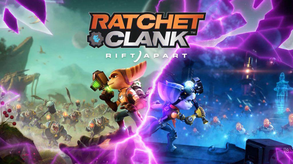 PlayStation 5 tehnoloģiju paraugdemonstrējumi jaunajā Ratchet & Clank: Rift Apart spēlē