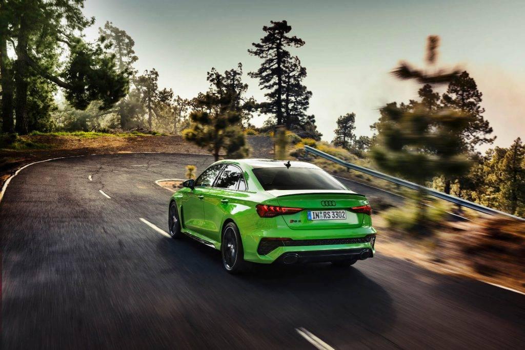 Jaunais Audi RS 3 – nepārspējams sportiskums ikdienas braukšanai