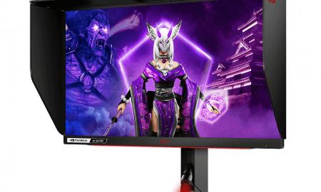 AGON by AOC paziņo par savu ātrāko spēļu monitoru