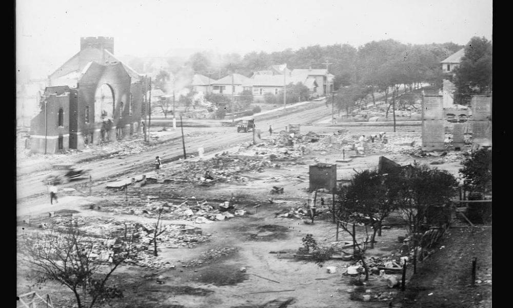 Aprit 100 gadi kopš traģiskajiem notikumiem Talsā, Oklahomas štatā