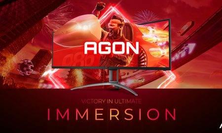 "Varoņu uzvara: AGON 49"" izliekti AG493UCX2 un AG493QCX monitori"