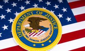 ASV Tieslietu departaments pret Tether