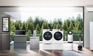 LG sola līdz 2050. gadam pāriet uz 100% atjaunojamas enerģijas izmantošanu