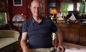 """Bobs Balards – pētnieks, kurš atklāja nogrimušo """"Titāniku"""""""