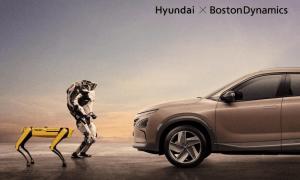 Boston Dynamics un Hyundai sadarbība