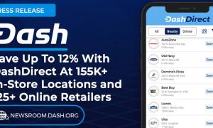 Dash direct aplikācija