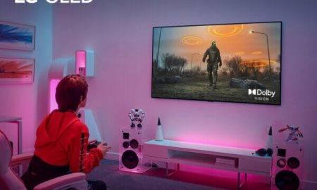 LG OLED televizori kā pirmie pasaulē piedāvā nākamā līmeņa Dolby Vision videospēļu spēlēšanas pieredzi ar 4K 120Hz atbalstu