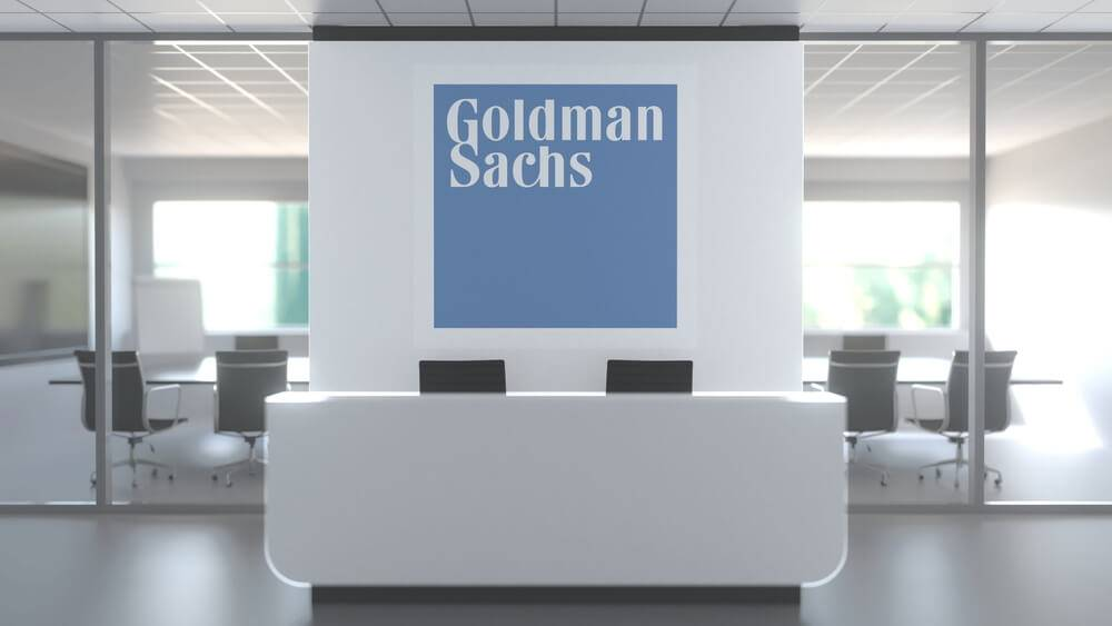 Goldman Sachs par Ethreum