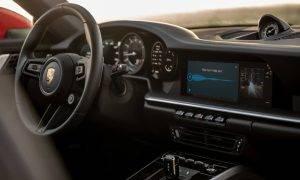 """""""Porsche"""" informācijas un izklaides sistēma """"6.0"""" – jaunumi """"Apple"""" un """"Android"""" lietotājiem"""