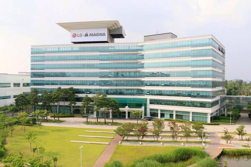 LG un Magna noslēdz kopuzņēmuma līgumu, lai kopīgi radītu elek-trisko piedziņas komponenšu izstrādi