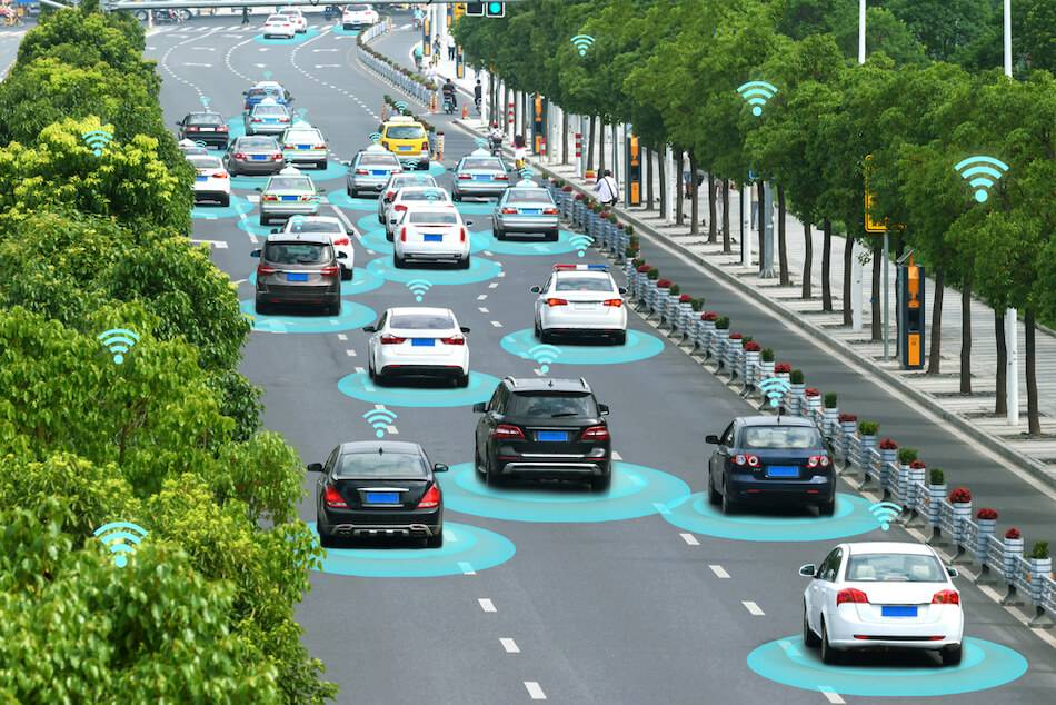 Pašbraucošās automašīnas – ardievas ceļazīmēm un luksoforiem?