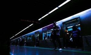 Pekinas metro