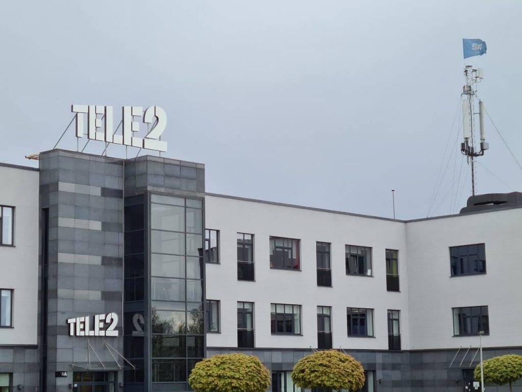 """""""Tele2"""" apgrozījums otrajā ceturksnī pieaudzis par 13%, klientu skaits – par 50 000"""