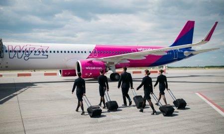 Wizz Air aicina pasažierus ierasties lidostā vismaz divas stundas pirms izlidošanas