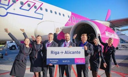Atklāts jauns Wizz air maršruts no Rīgas un pārsteidzošo Alikanti
