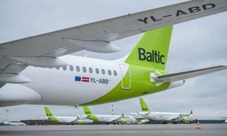 airBaltic saņem 30. Airbus A220-300 lidmašīnu