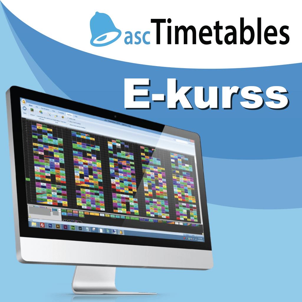 Digitālais centrs piedāvā iespēju apgūt stundu saraksta veidošanas programmu aScTimetables sev ērtā laikā