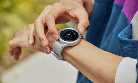 Ar jaunajiem Galaxy Watch4 viedpulksteņiem iespējams analizēt ķermeņa sastāvu un miega kvalitāti